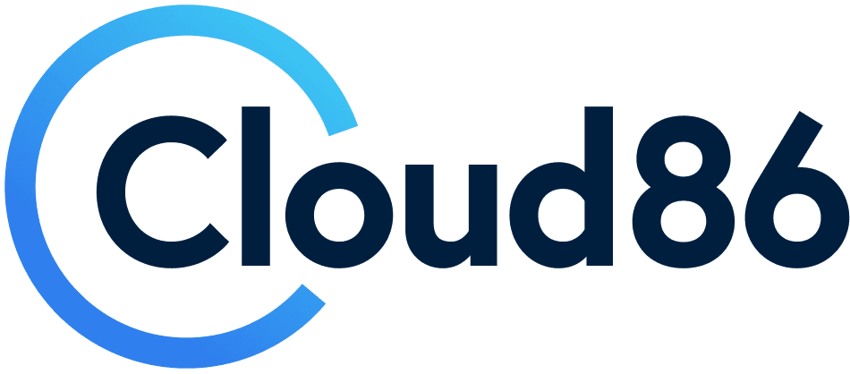 Cloud86 Hosting logo