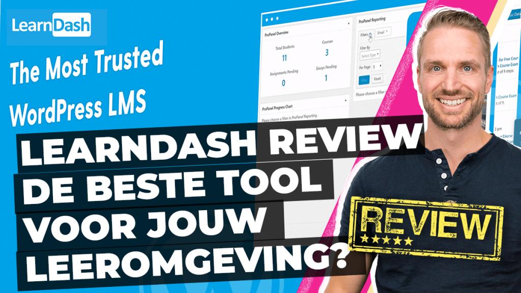 LearnDash Review beste WordPress leeromgeving