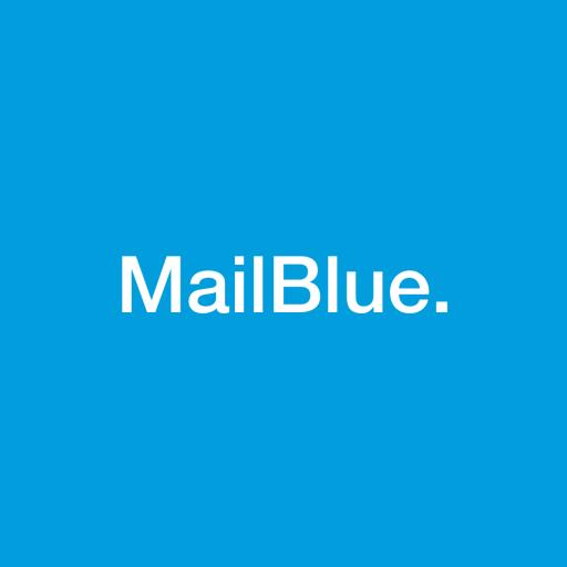 MailBlue logo
