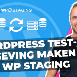 WordPress Testomgeving maken met WP Staging en WP Staging Pro